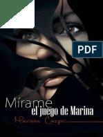 Mirame, El Juego de Marina - Marissa Cazpri