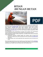 PENGERTIAN PERLINDUNGAN HUTAN.doc