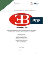 proyecto Supervan Sac