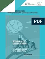 Propuestas de Políticas Para Las Regiones 2015-2018