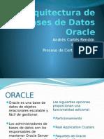 Arquitectura Oracle