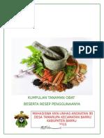 Booklet Bismillah