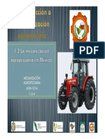 La mecanización agropecuaria en México.pdf