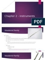 Chapter 2 - Instruments