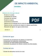 evaluacion impacto ambientel