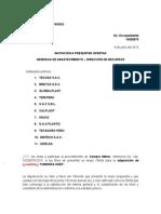 Bases Estándar de Licitación Para La Contratación de Bienes (1)