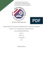 Trabajo Productivo de Interpretacion y Analisis Fianciero