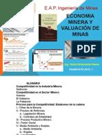 Economia Minera 3ra Semana 2015 i