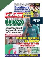 LE BUTEUR PDF du 08/03/2010