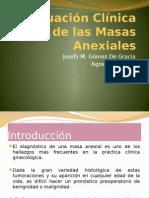 Evaluación Clínica de las Masas Anexiales.pptx