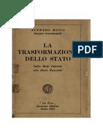 La trasformazione dello Stato - dallo Stato liberale allo Stato fascista.pdf