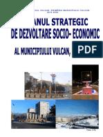 Planul Strategic de Dezvoltare Social - 2014 -2020