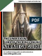 Lotro Strategy Guide