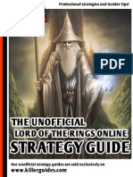 Lotro Strategy Guide