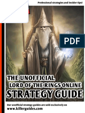 Lotro Strategy Guide | Elf (Middle Earth) | Dwarf (Middle Earth)