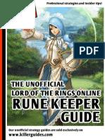Rune Keeper Guide