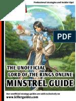 Minstrel Guide