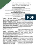 Informe de laboratorio N°2 materiales
