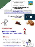 Ciencia, Tecnologia e Innovacion