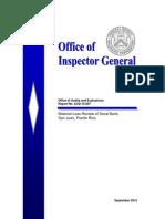 Doral Bank Report No AUD-15-007