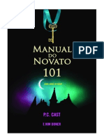 House of Night Livro #09.5 - Manual Do Novato 101 (P.C. Cast e Kristin Cast)