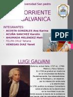 Corriente Galvanica Expo