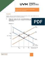 Las curvas OA y DA