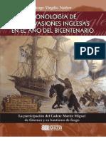 Jose Virgilio Nunez - Las Invasiones Inglesas