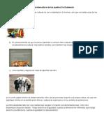 Ventajas de La Educación Bilingüe Intercultural de Los Pueblos de Guatemala