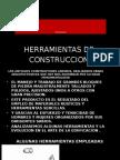 Herramientas de Construccion