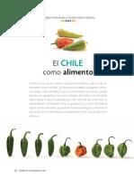 Aguirre, Muñoz - El Chile Como Alimento