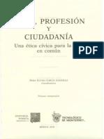 Libro-etica, Profesion y Ciudadania
