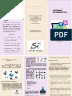 Triptico de Sistemas Informaticos
