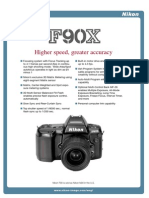 f90x 3pages Brochure