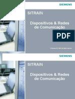 Sitrain dispositivos e redes de comunicação