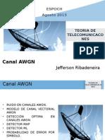 3.3 Canal AWGN