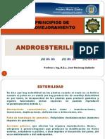 FITOMEJORAMIENTO - ESTERILIDAD..