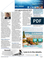 Business Events News for Thu 10 Sep 2015 - Generation Y, IHG appointment, Hilton, MCEC, Andrew KleinSINGLEQUOTEs confessions and much more