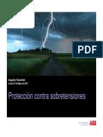ABB+-+Presentacion+Descagadores+de+Sobre+Tension+-+Bolivia+-+Mayo+2013