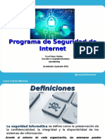 Program a Seguridad
