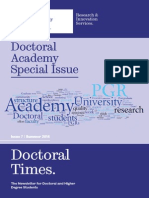 Doctoral Times 7