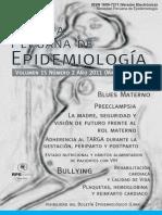 revista epidiomelogica