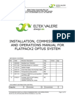 Eltek FP2 IandC Manual