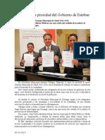 05.10.2013 Comunicado Salud Pública Prioridad Del Gobierno de Esteban