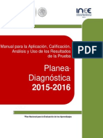 Manual Planea Diagnostica