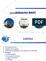 Sensibilización BASC 2011