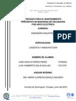 Protocolo de Investigacion SOLDADURA Final