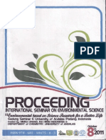 Betty MS - Proceeding International Seminar on Environmental Science 2011.pdf
