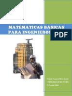 Matemáticas Básicas Para Ingeniero