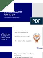 ITESM Market Research Workshop 2015